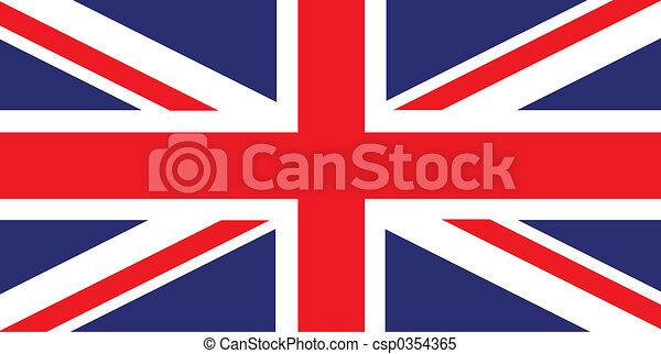 British Flag - csp0354365
