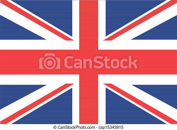 British Flag - csp15343915