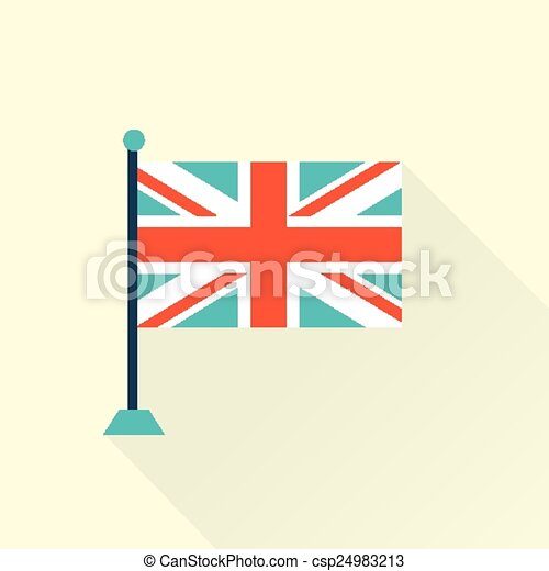 british flag - csp24983213