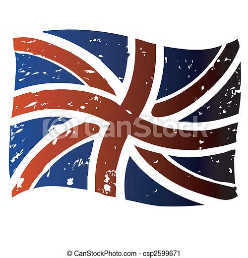 British flag - csp2599671