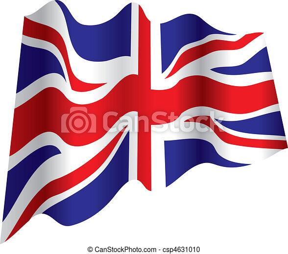 british flag - csp4631010