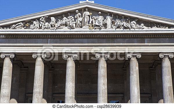 British Museum - csp28639939