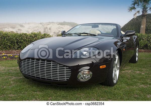 British sports car - csp3682354