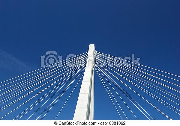bro, elementara, motorväg - csp10381062