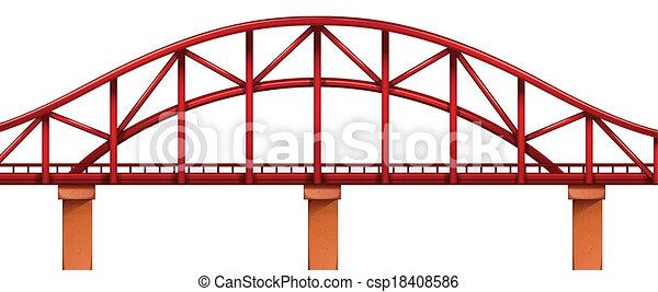 bro, röd - csp18408586