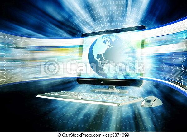 Broadband Internet - csp3371099