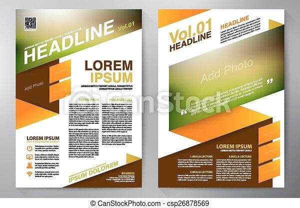 a4 brochure design - Monza berglauf-verband com