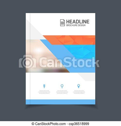 brochure template - csp36518999