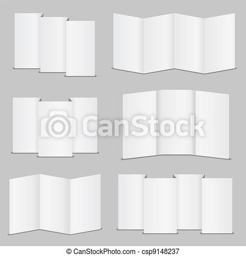 Brochure templates - csp9148237