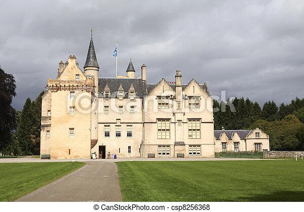 Brodie Castle - csp8256368