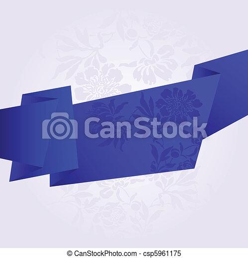 broken blue stripe - csp5961175