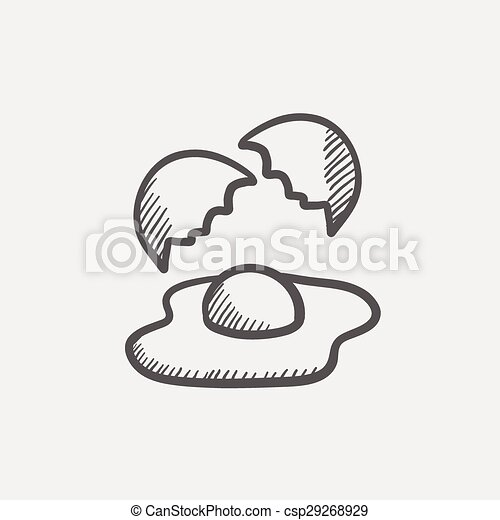 Yolk Clipart Black And White | Free download on ClipArtMag |Yolk Drawing