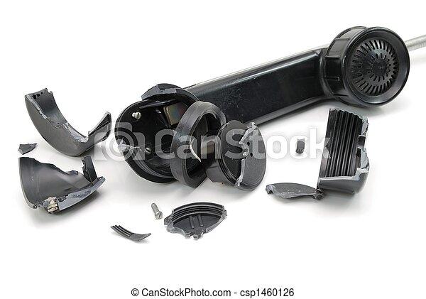 Broken handset - csp1460126