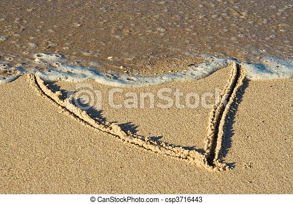 broken heart - csp3716443