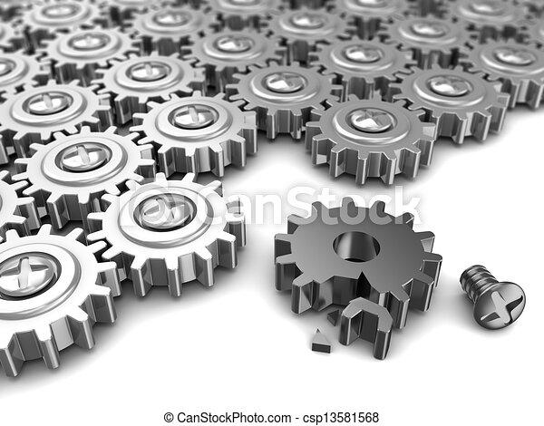 broken mechanism - csp13581568
