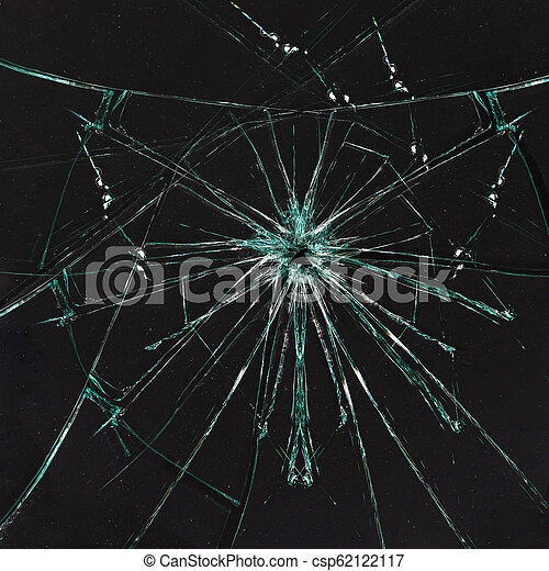 Broken mirror background - csp62122117