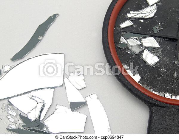 Broken Mirror - csp0694847