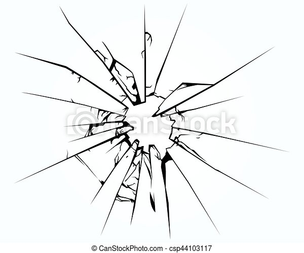 broken window pane or glass background decorative realistic vector clip art search. Black Bedroom Furniture Sets. Home Design Ideas