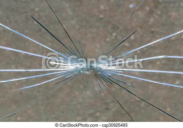 Broken Window - csp30925493