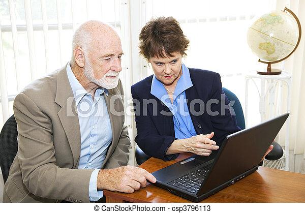 Broker and Client View Assets Online - csp3796113