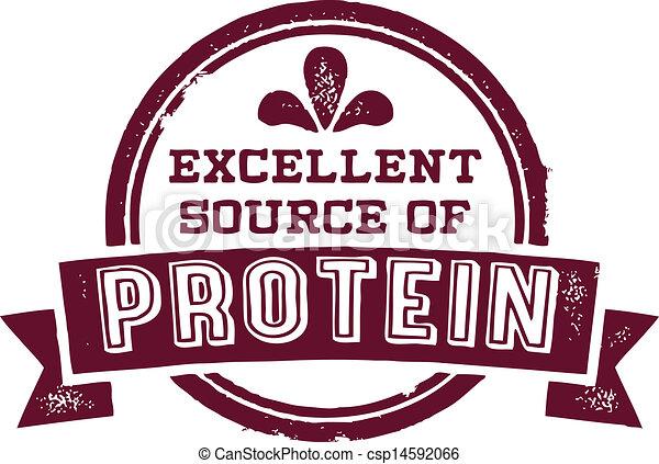 bron, proteïne, uitstekend - csp14592066