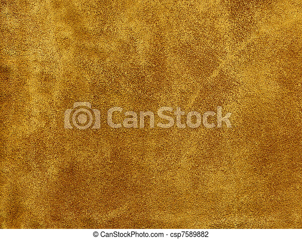 bronzage, daim - csp7589882