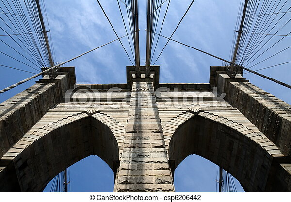 Brooklyn Bridge - csp6206442