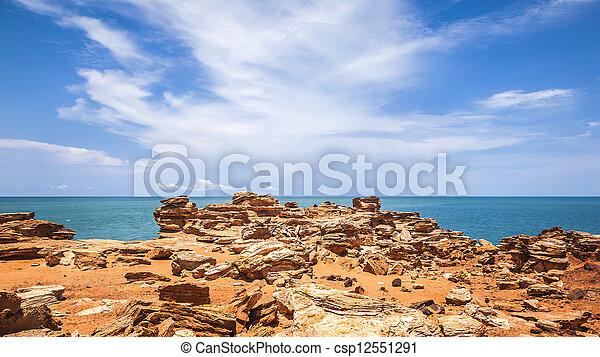 Broome Australia - csp12551291