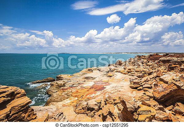 Broome Australia - csp12551295