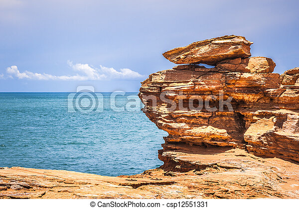 Broome Australia - csp12551331