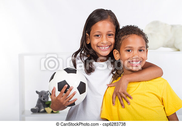 brother and sister - csp6283738