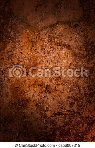 Brown background - csp6087319