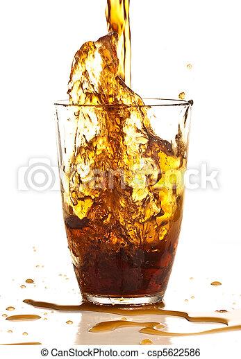 brown beverage - csp5622586