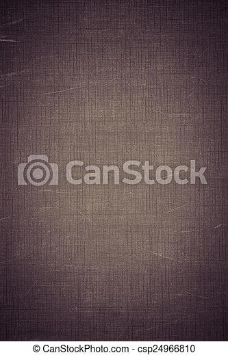 Brown canvas background - csp24966810