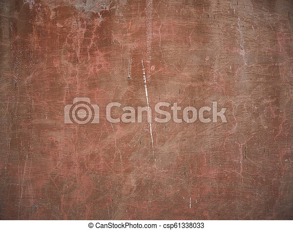 Brown canvas texture background - csp61338033