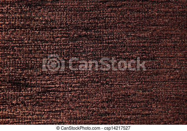 brown canvas texture or background  - csp14217527