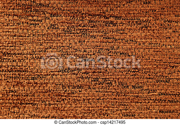 brown canvas texture or background  - csp14217495