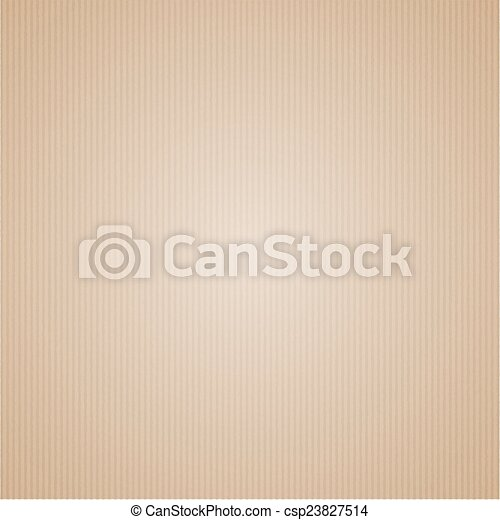 brown cardboard - csp23827514