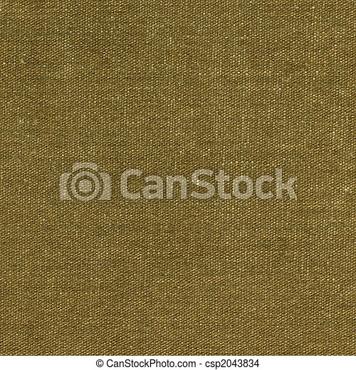 brown coarse canvas background - csp2043834