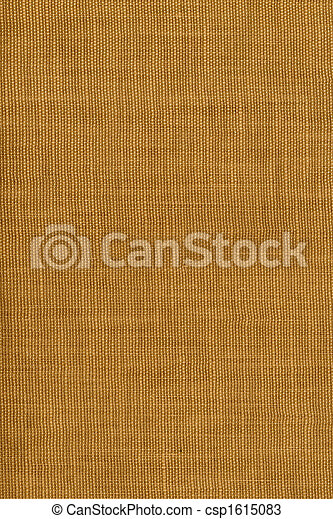 brown coarse textile background - csp1615083