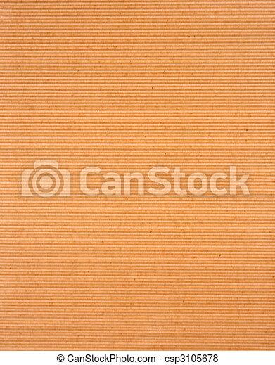 brown corrugated paper - csp3105678