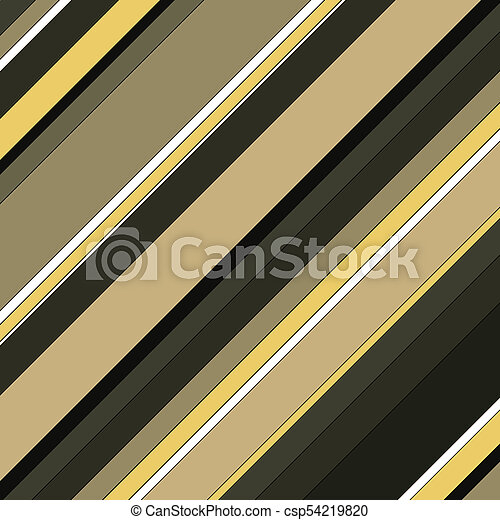 brown cream diagonal pattern background - csp54219820