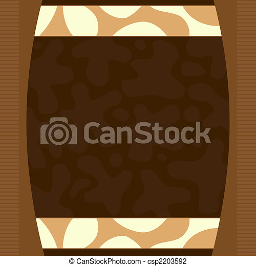 Brown elegant background - csp2203592