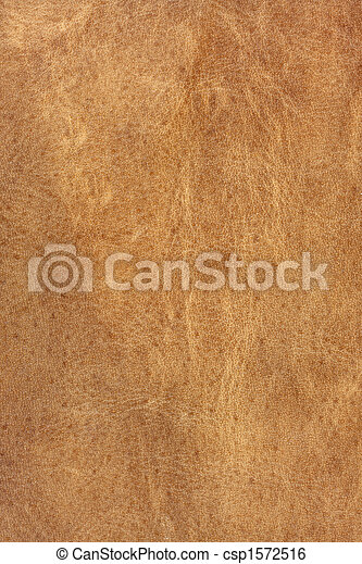 brown leather background - csp1572516