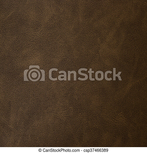 Brown leather texture - csp37466389