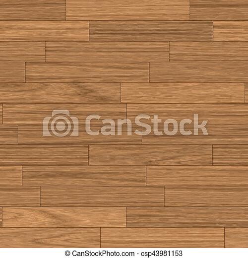 Brown Oak Parquet Texture Seamless
