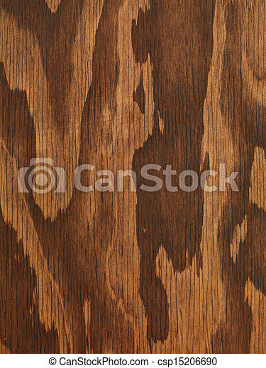 Brown plywood wooden texture - csp15206690