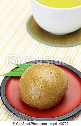 brown sugar steamed bun - csp9140727
