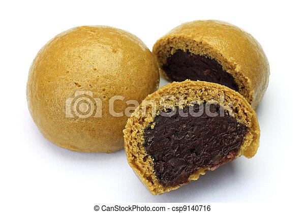brown sugar steamed bun - csp9140716