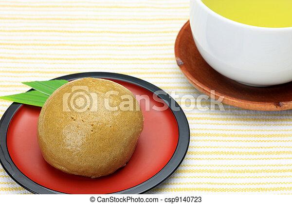 brown sugar steamed bun - csp9140723